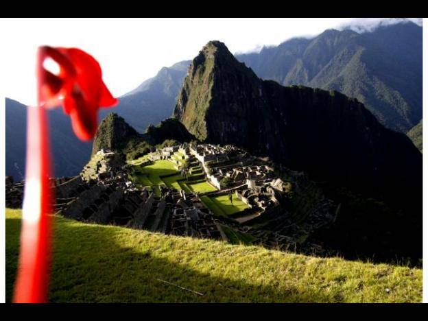 Machu Picchu documentary wins Emmy Award