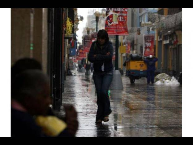 Lima to face light rains, cold temperatures this week