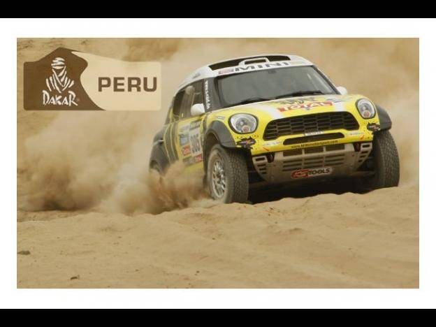 Dakar Rally will return to Peru in 2015, minister says