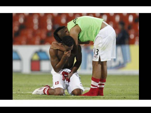 Peru fails to qualify for U20 World Cup; supporters clash with Chilean fans
