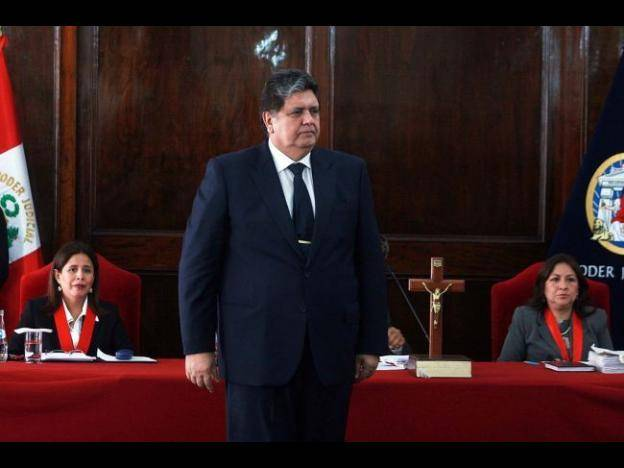 Peru: Ex-President Garcia cited by 'mega-commission'