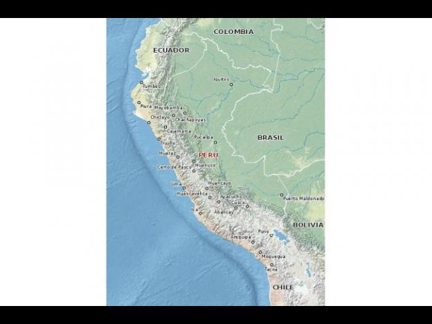 Seven earthquakes hit Lima, Peru in 5 days