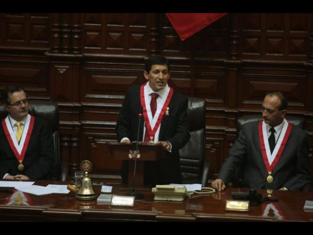 Peru: Victor Isla named new president of Congress