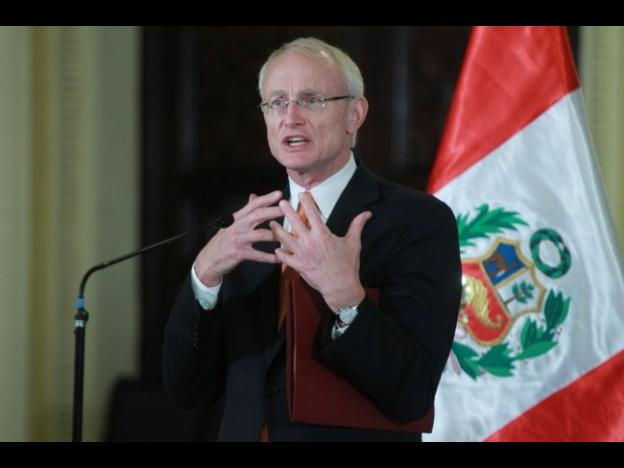 Michael Porter: Peru has opportunity to become a 'true star' of economic growth