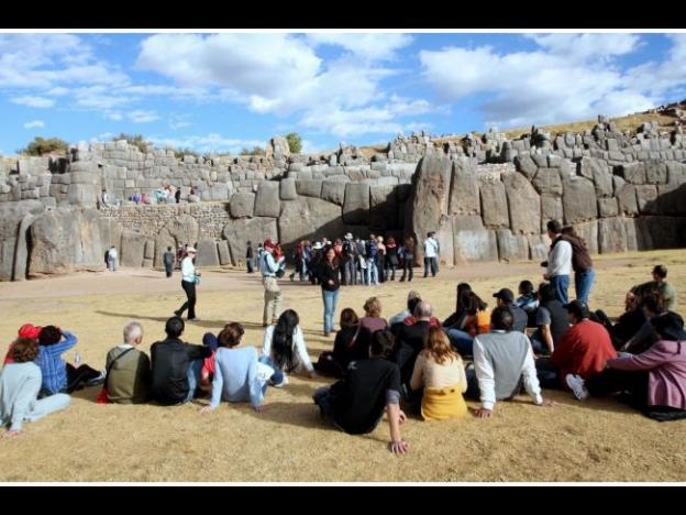 Peru receives over 2.3 million tourists this year