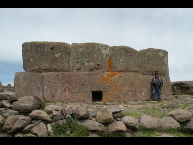 Peru: Inca funerary tower discovered in Puno