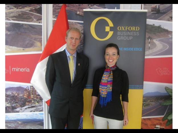 Peru: Oxford Business Group appoints new team to lead first country report
