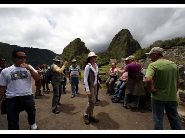 Shining Path members attacked tourists in Choquequirao
