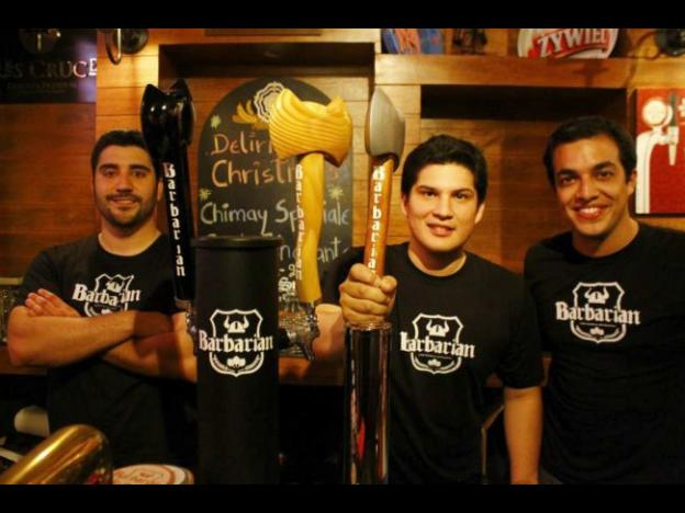 Barbarian microbrewery starts craftbeer revolution in Lima