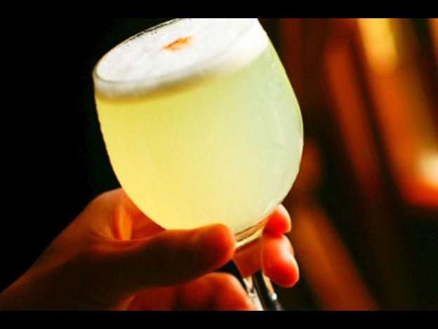 An international Pisco Sour Day celebration
