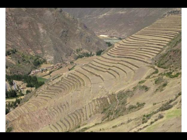 Interview: Harnessing Peru's ancient terraces