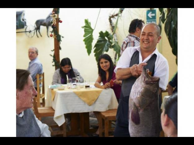 Don Fernando: Where the locals go for well-sourced seafood