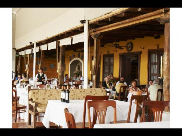 Huaca Pucllana: Fine dining amid the ruins