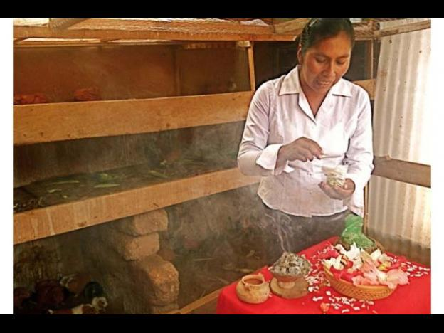 Cuys, chicha and weaving: the traditional side of Peru's Sacred Valley