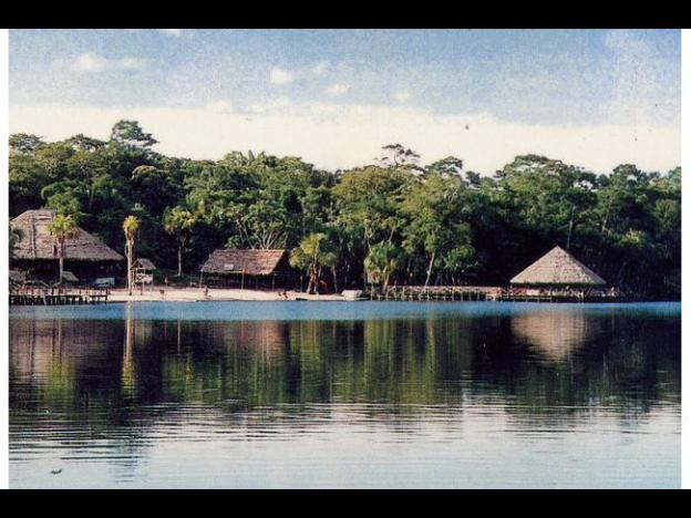 Quistococha, Iquitos' beach resort