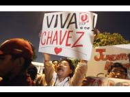 Peruvian leaders react to death of Hugo Chavez