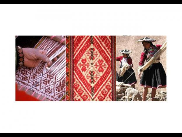 Where to find the best Andean textiles in Cusco, Peru