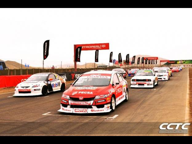 Kick your summer into high gear by watching the 6 Horas Peruanas race