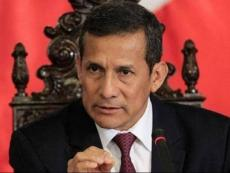 Humala pleads with mayors not to invest in more monuments