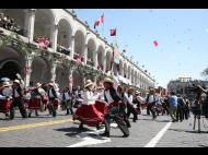Arequipa to celebrate its anniversary with 4 km parade