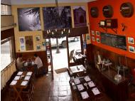La Taberna de Don Francisco: An old world tavern in the heart of Lima's book district