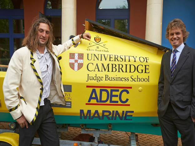 British and Dutch duo to row the Amazon River