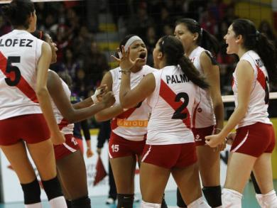 Peru hosts international volleyball tournament