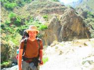 The ups and downs of Colca Canyon