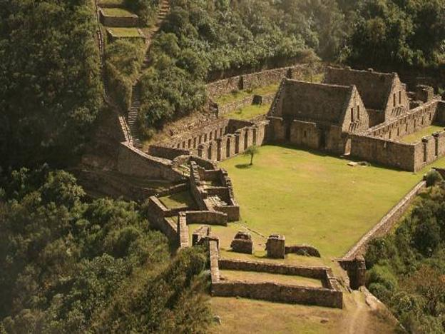 Tramway to Choquequirao expected to ease Machu Picchu's burden