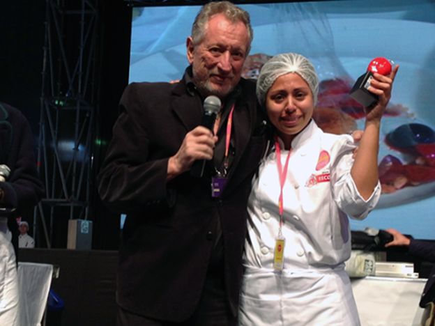 Peru's Mistura crowns a top pastry chef for 2013