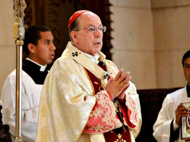 Pope Francis selects Peruvian Cardinal Juan Luis Cipriani as economic adviser