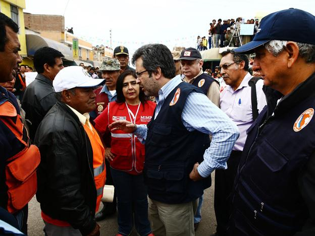 Peru: State of emergency for areas affected by earthquake