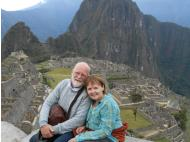 World traveler hits heights on once-in-a-lifetime trip to Peru