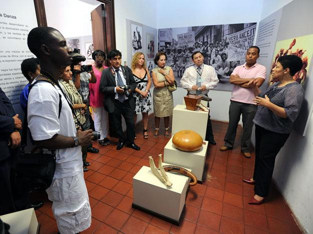 Peruvian government establishes memorial site for African slavery