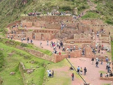 More than 1.3 million tourists entered Peru from January to May 2014