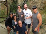 Hash House Harriers mix pisco, running, and the love of the great outdoors