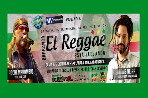 International Festival of Reggae and Fusion