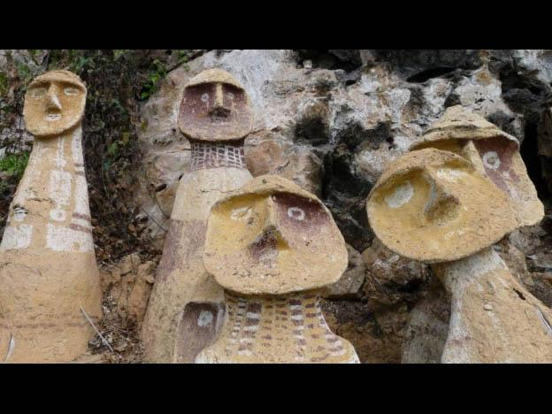 Archaeologists discover Chachapoyas sarcophagi in Amazonas, Peru