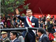 Peruvian president Ollanta Humala to attend Annual Conference of Executives