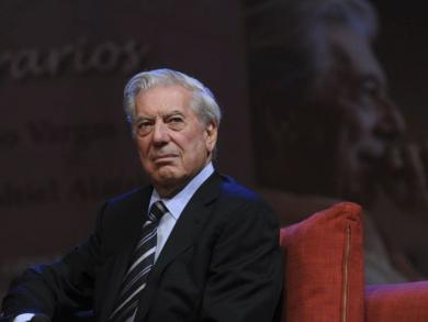 Mario Vargas Llosa names finalists for new novel prize
