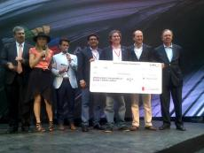 Peruvian startup CinePapaya wins international competition