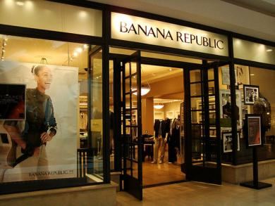 Clothing retailer Banana Republic comes to Peru