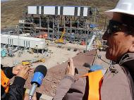 Humala promises that the Toromocho copper mine will be socially responsible