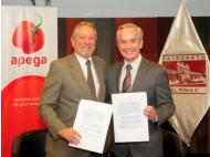Rímac and APEGA to work together to promote the district
