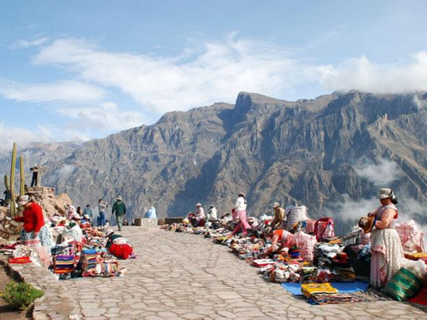 257,000 tourists visited Colca Valley in 2013