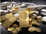 Gold, silver, copper production rose in November