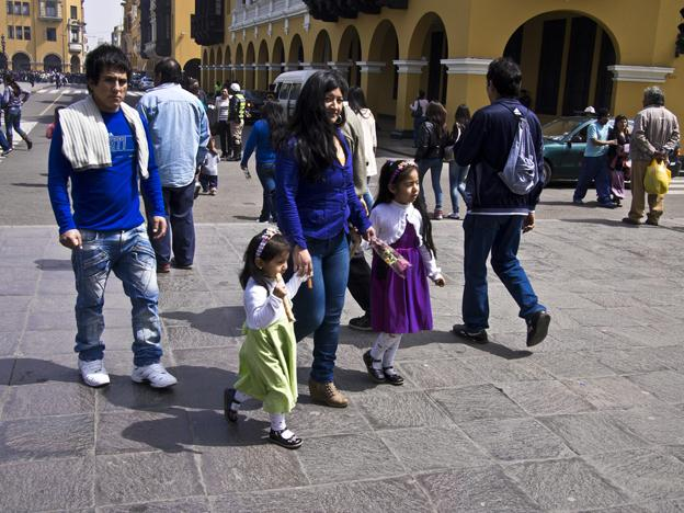 60% of Peruvian citizens are now considered middle class