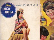 Johnny Lindley and the ads that made Inca Kola famous