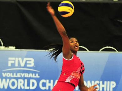 Peruvian ladies' volleyball team ready for week two of FIVB tourney