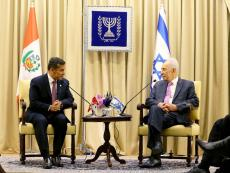 Peru recalls ambassador from Israel